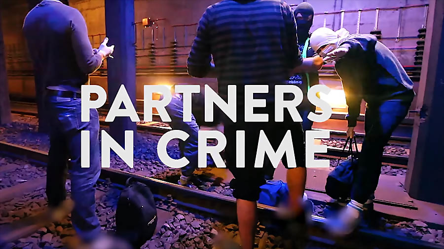 Partners In Crime – The 100 Wholecars Exhibition