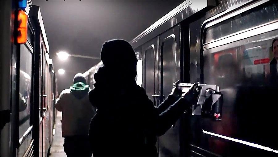 Rache | The Art Of Rage – 20 years graffiti art on trains