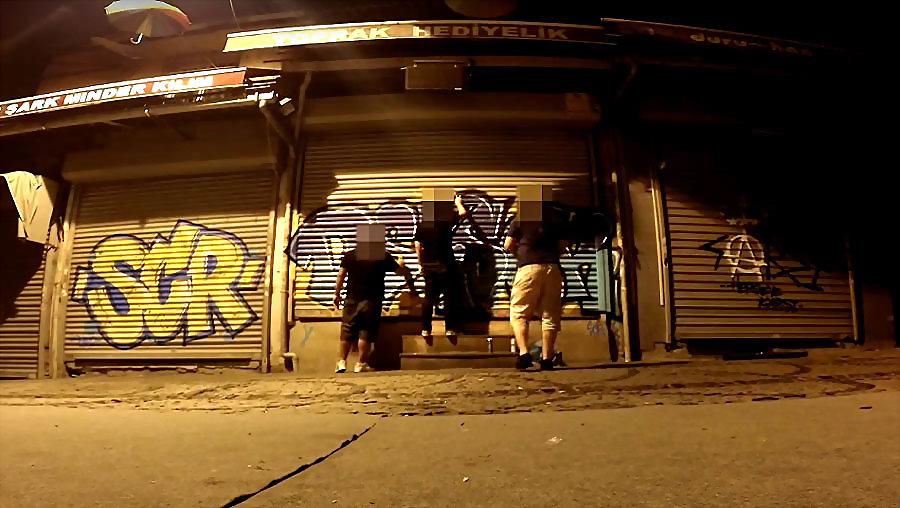 SCR Crew – Eminönü Streets