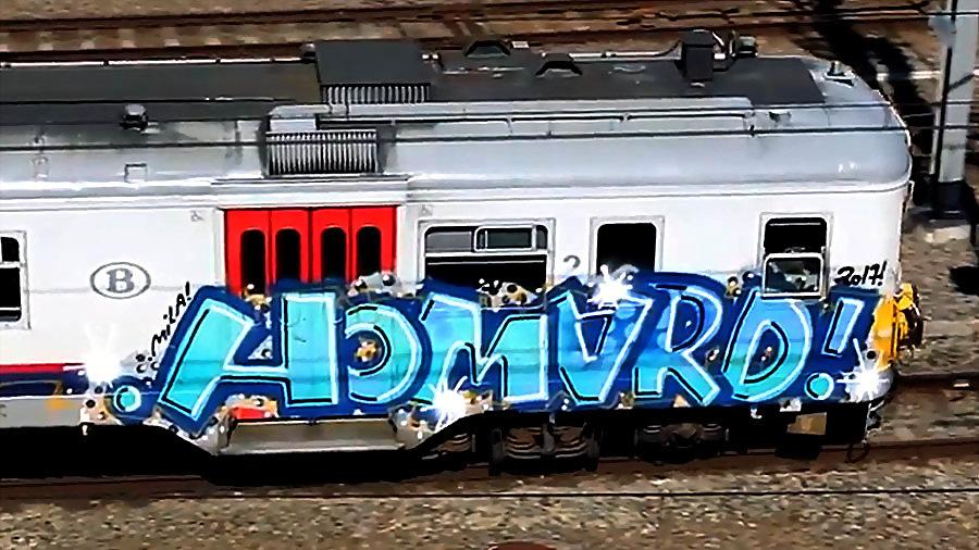 Tox City Train's #8