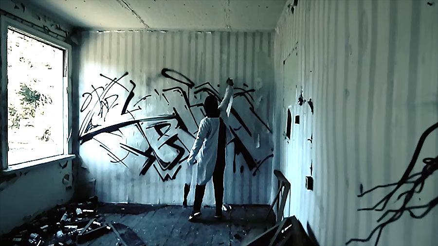 Twisted Mind Graffiti