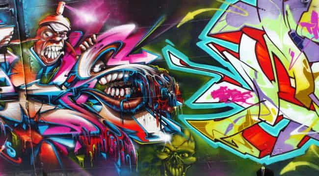 Из граффити в искусство