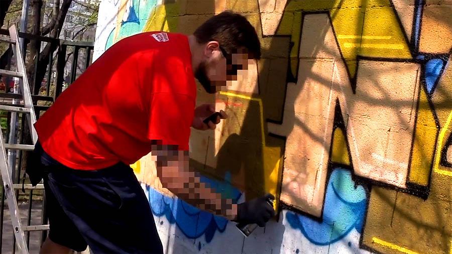 Bios & Pako | Graffiti trip to Czech Republic and Germany