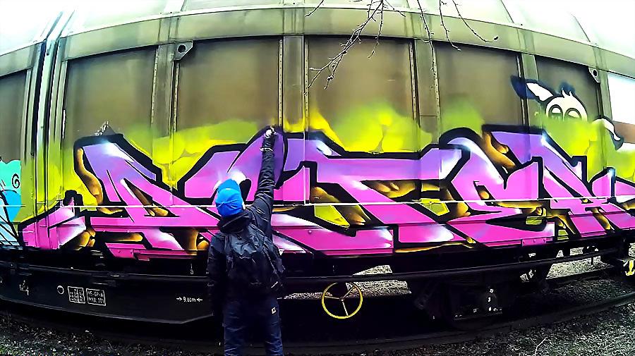 Freight Train Boogie #1