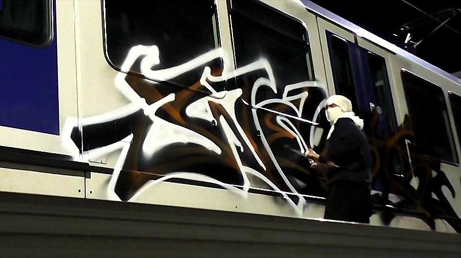 Night Shift | Metro Bukarest/Lausanne/Marseil