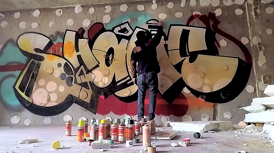 GRAFF TV: SHANE