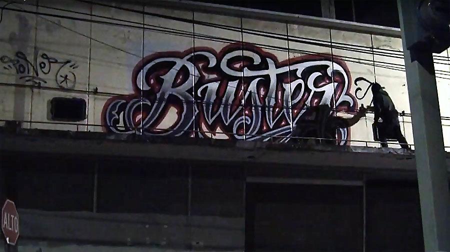 Wild Street 3 ep. 12 | Graffiti Mexico