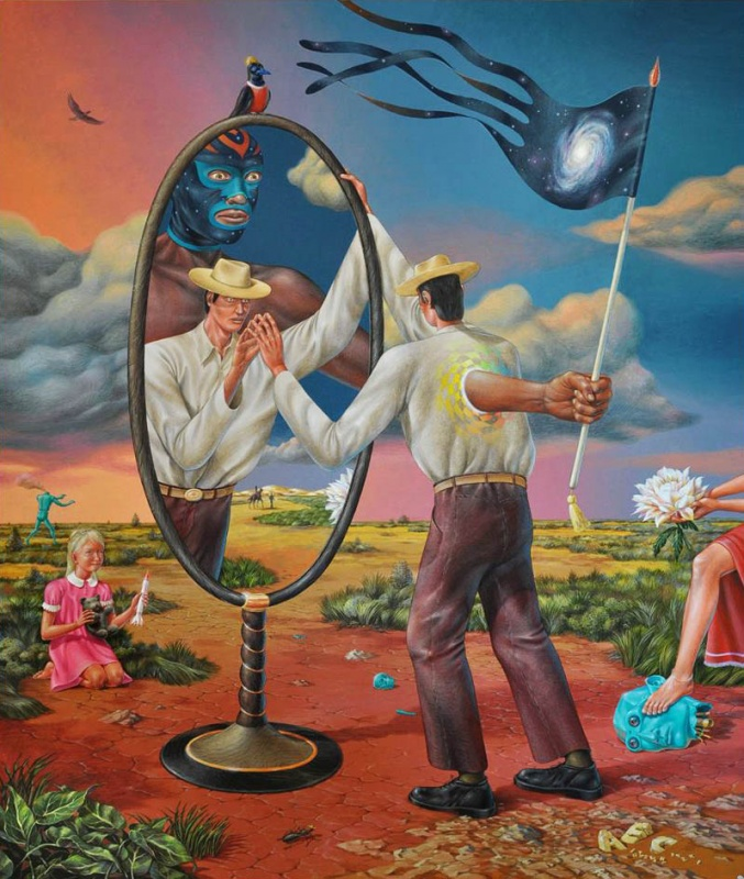 Выставка AEC Interesni Kazki | The Earth Is Flat