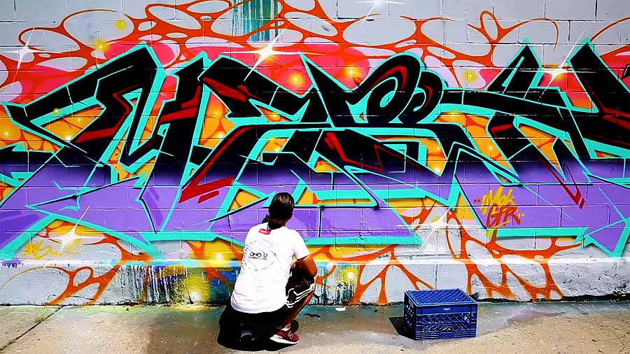 Граффити-тур по Америке #2