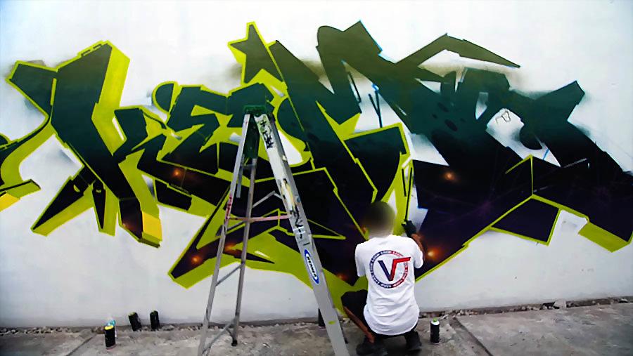 Graffiti Session: KEMS