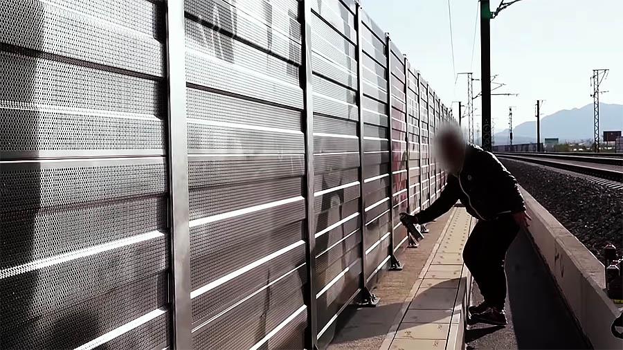 Opiz | Pintando Muros