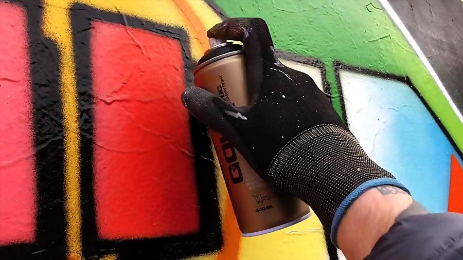 BIOS | Hypnotic graffiti skills
