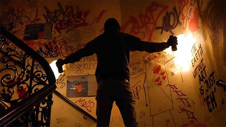 CONSCIENCE I Graffiti Shortfilm 2018