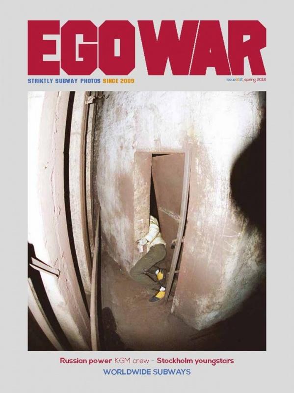 Превью журнала: EGOWAR #18