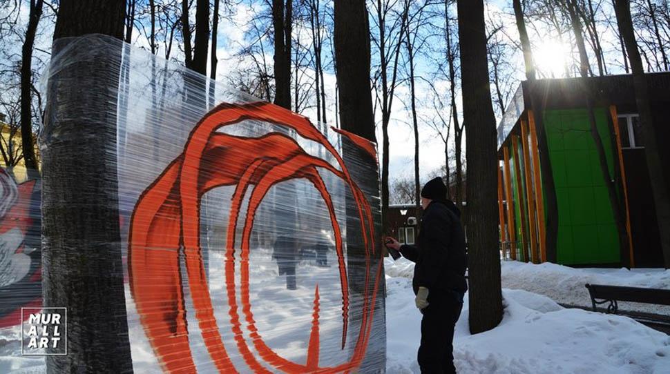 MurAll Art Весеннее обострение | Москва
