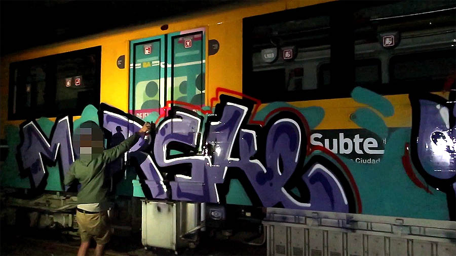 FAST DRIPS – ON TOUR 14 | Buenos Aires