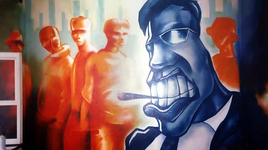 Хип-Хоп В России: от 1-го Лица | Шаман & Zmogk