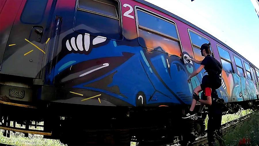 Фильм: Take It Easy Graffiti