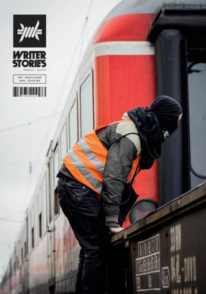 Превью: Writer Stories Magazine # 2