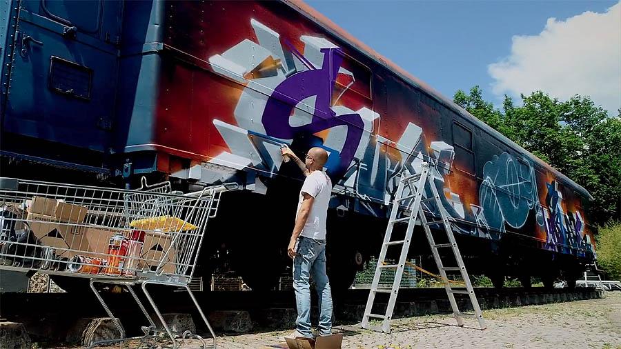 MOLOTOW™ Train – ZEUS40