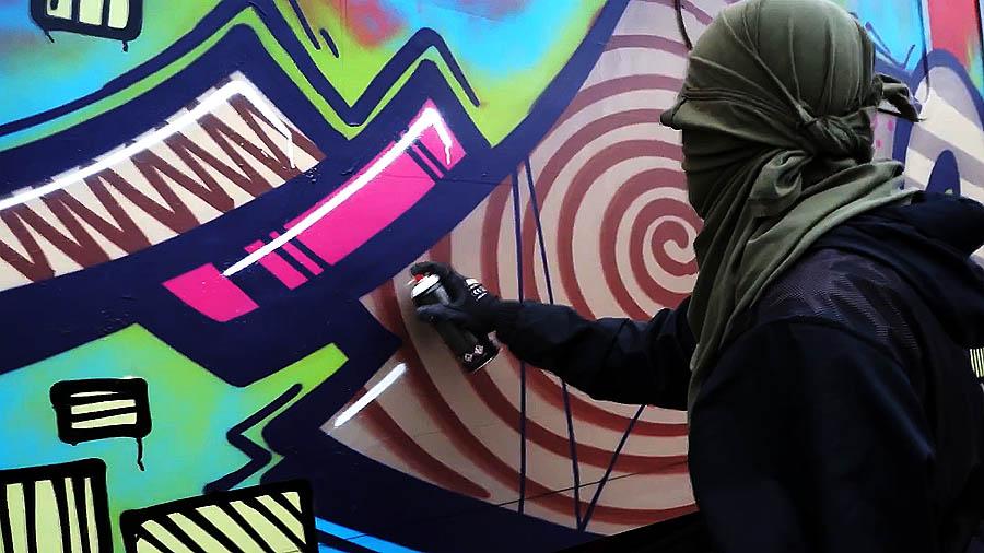 DB Doppler Graffiti