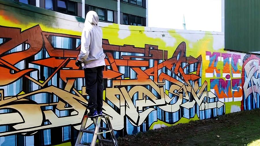 Graffiti Sessions — SABE