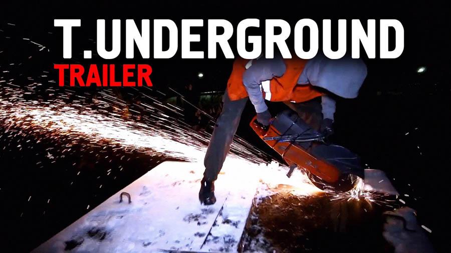 T.UNDERGROUND | Трейлер