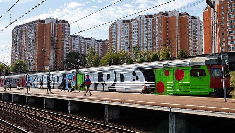1UP в Москве
