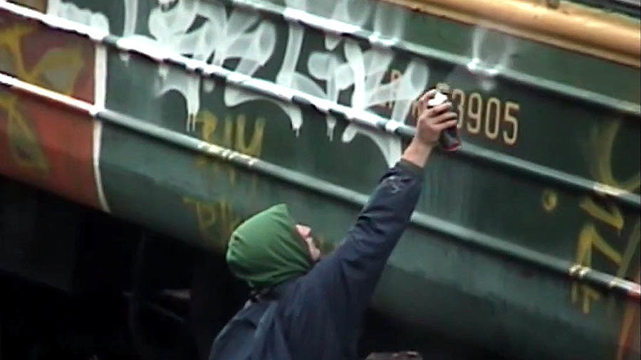 Фильм: OLD SCHOOL — Ukrainian graffiti documentary