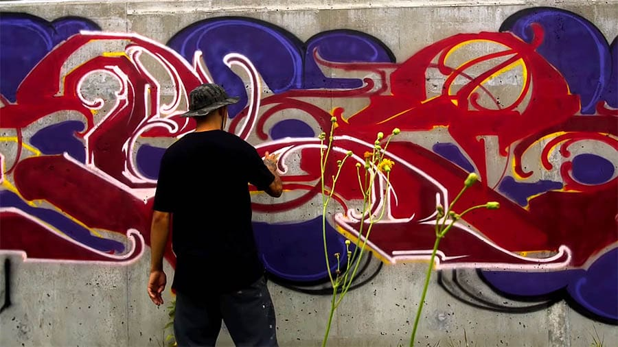 Graffiti Session: RIBS
