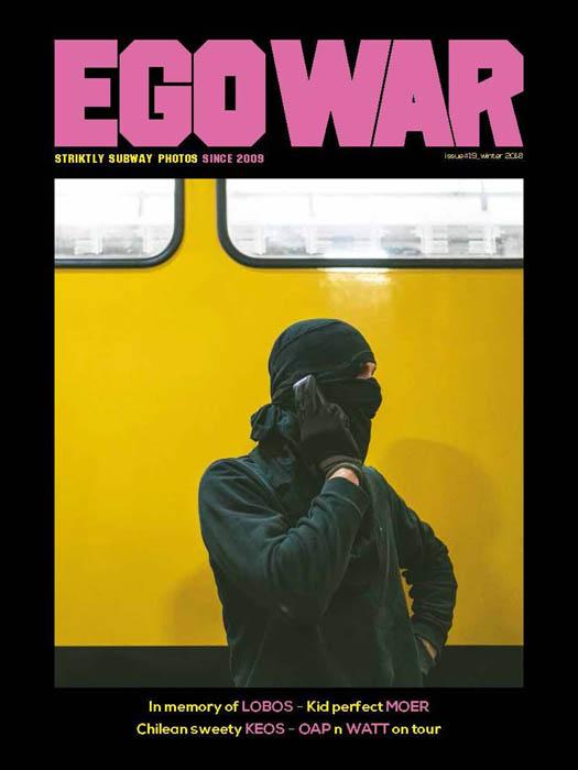 Превью журнала: EGOWAR #19