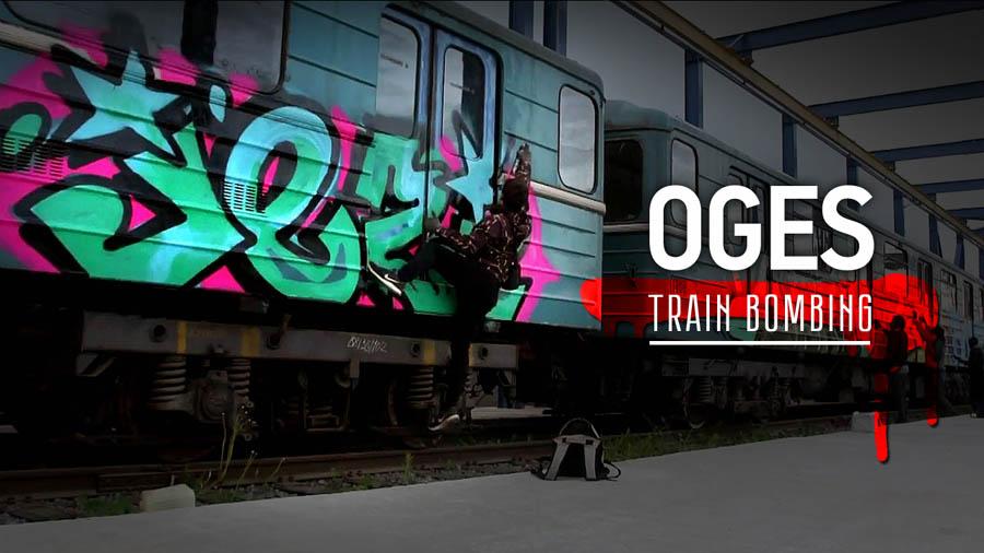 OGES | TRAIN BOMBING