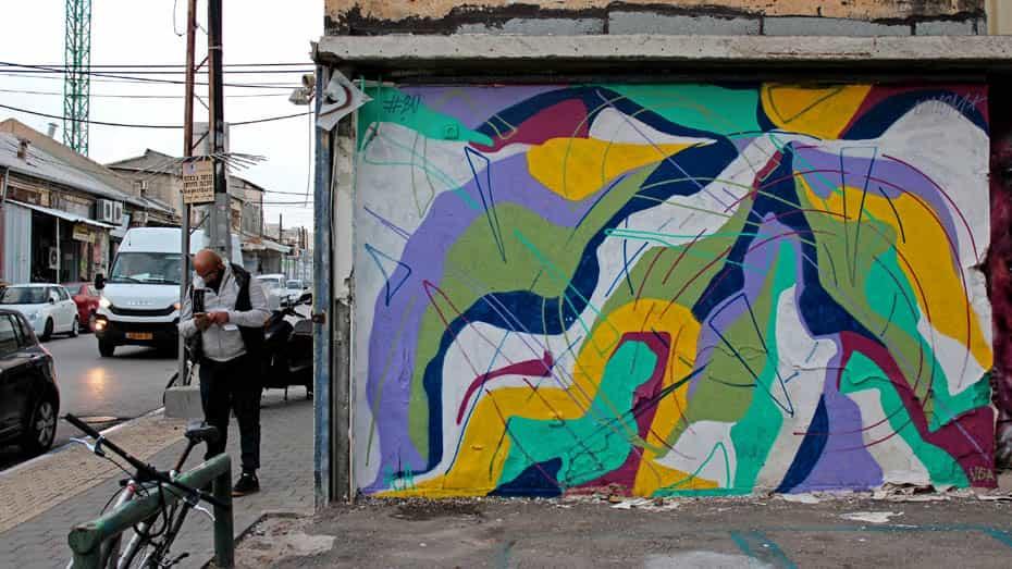 Арт Абстрактов — Новые работы в Израиле