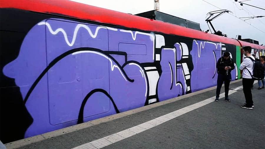 VeedelsGraffiti 2018 – 2