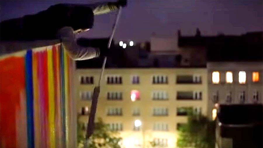 Graffiti Extrem: Paradox und seine Berlin Kidz Crew