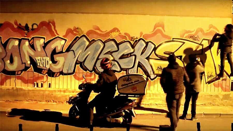 BONG MECK STAK – Ankara Street Graffiti