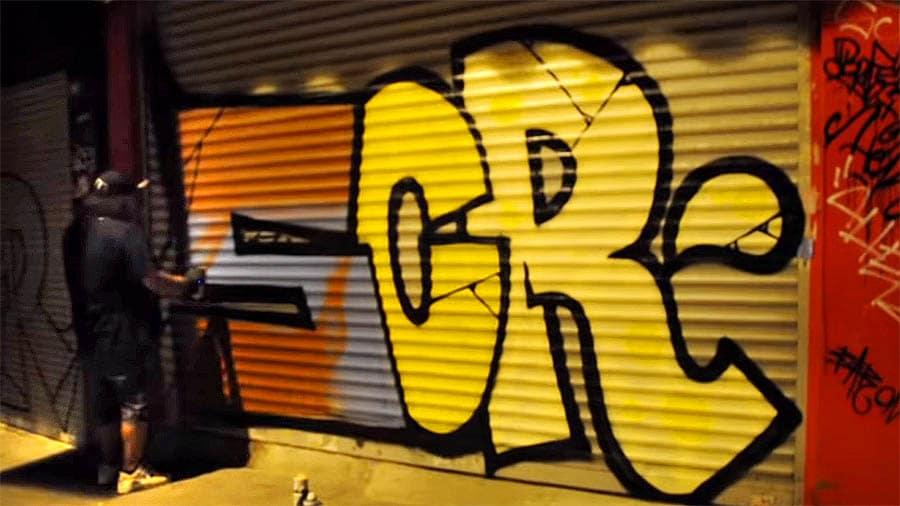SCR CREW – Street Graffiti İstanbul