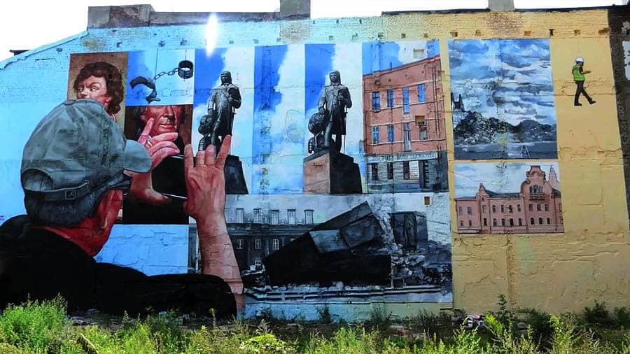 Стрит-арт фестивали | Дмитрий Аске