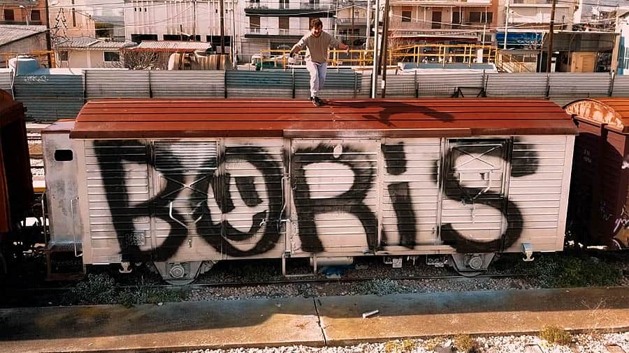 Good Guy Boris – Viral Vandals (Music Video)