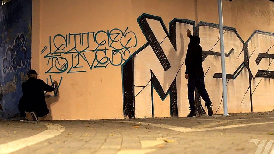 K2S-LM Graffiti Mexico | Wild Street Mx