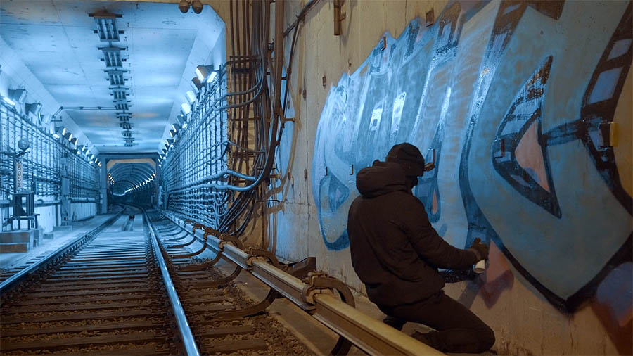 Bamcontent | Stock | Moscow metrolines