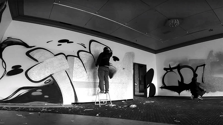 DESAN21 | Graffiti Bombing