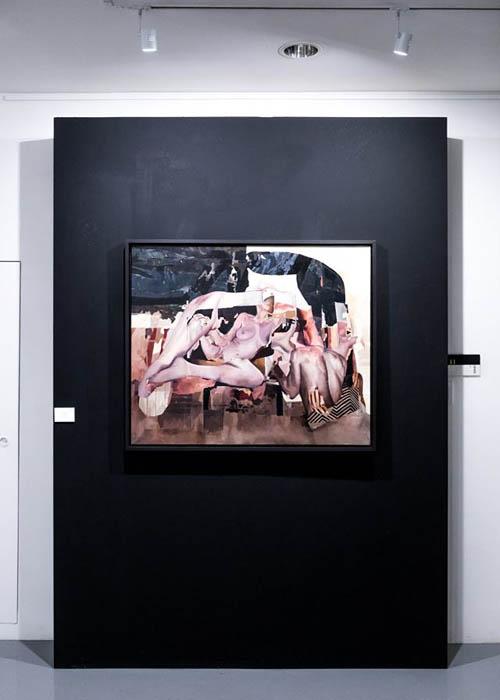 Марат Морик | Выставка СЛАБЫЕ МЕСТА