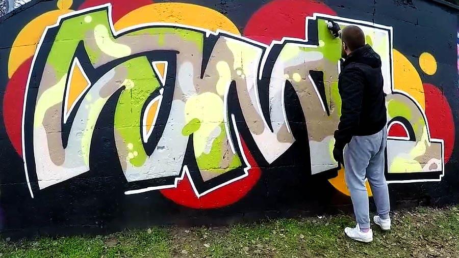 ZON OMS CREW | Street Graffiti