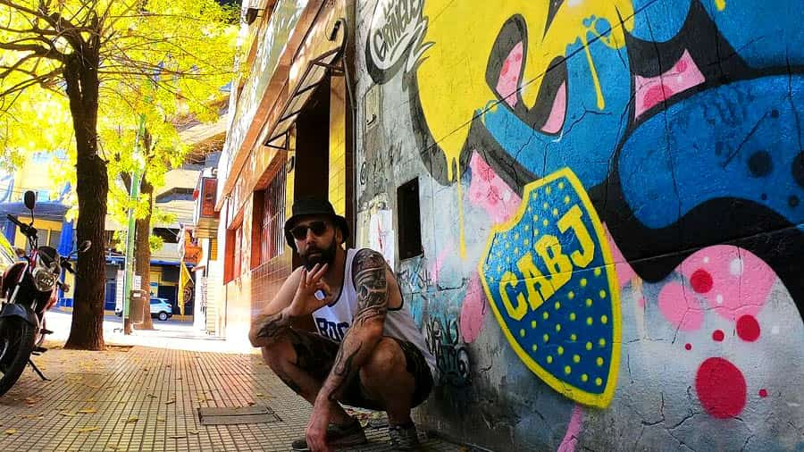 VLOG #03 BuenosAires BOOGIE IS YOUR FRIEND