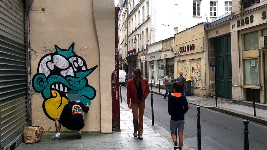 ONEDAY with BEBAR in Paris