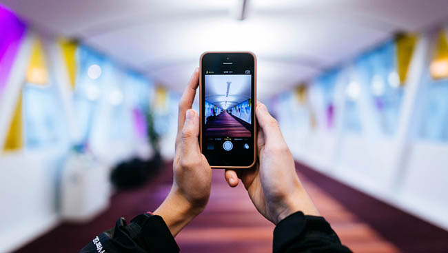 Как снимать на iPhone