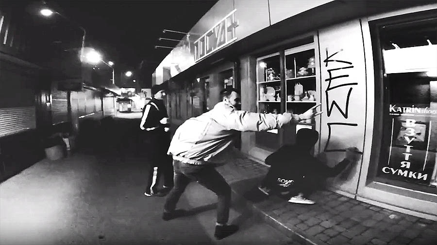 Kewe | Graffiti tagging
