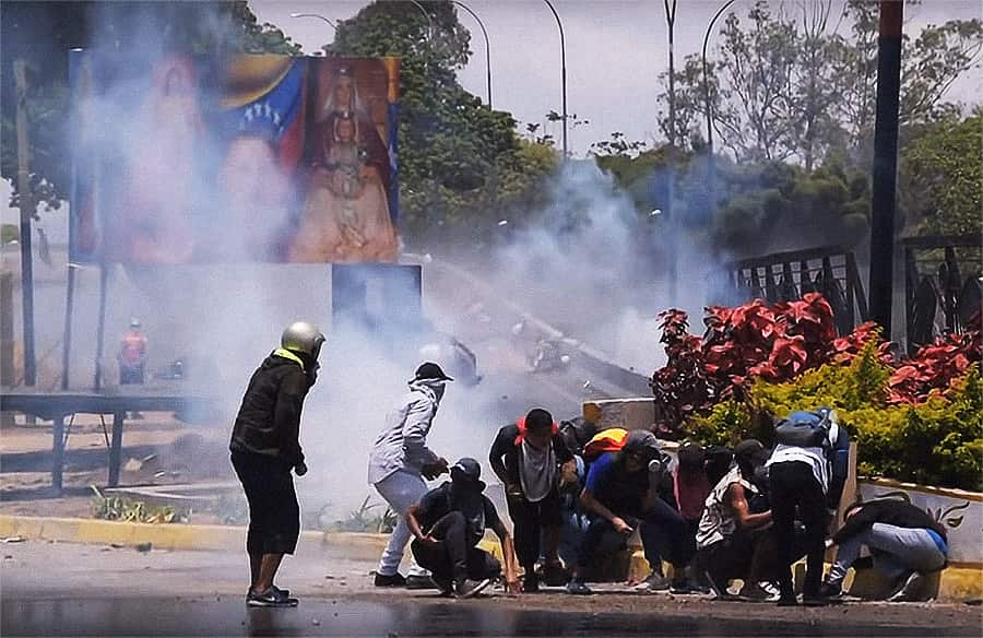 Пешком через Закрытую Границу: Колумбия – Венесуэла