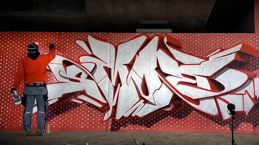 SMOE | Как рисовать 3D граффити блоки